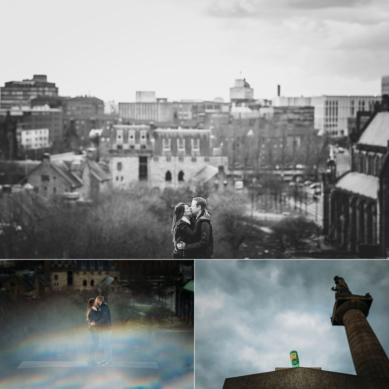 epic-romantic-engagement-east-end-glasgow-cathedral-alternative-wedding-photography