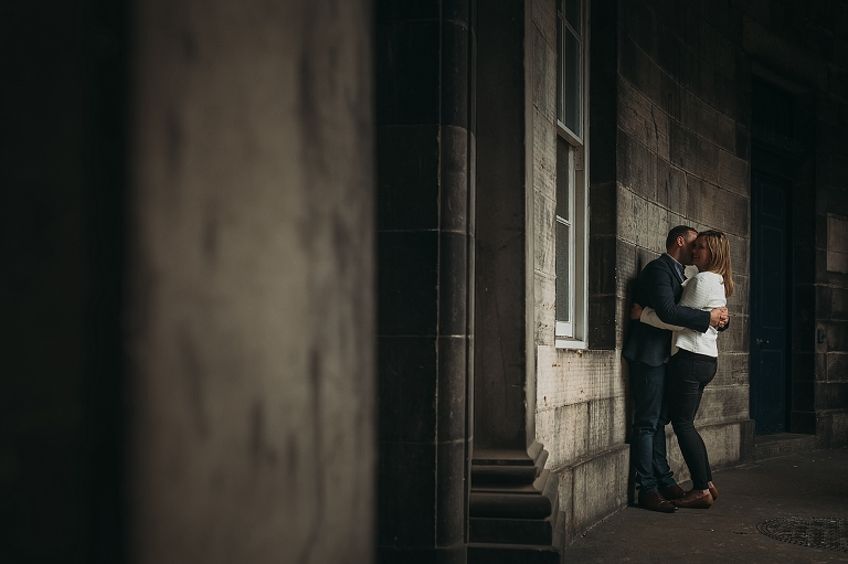 alternative-romantic-engagement-photography-edinburgh-jo-donaldson-photography-old-college-school-of-law