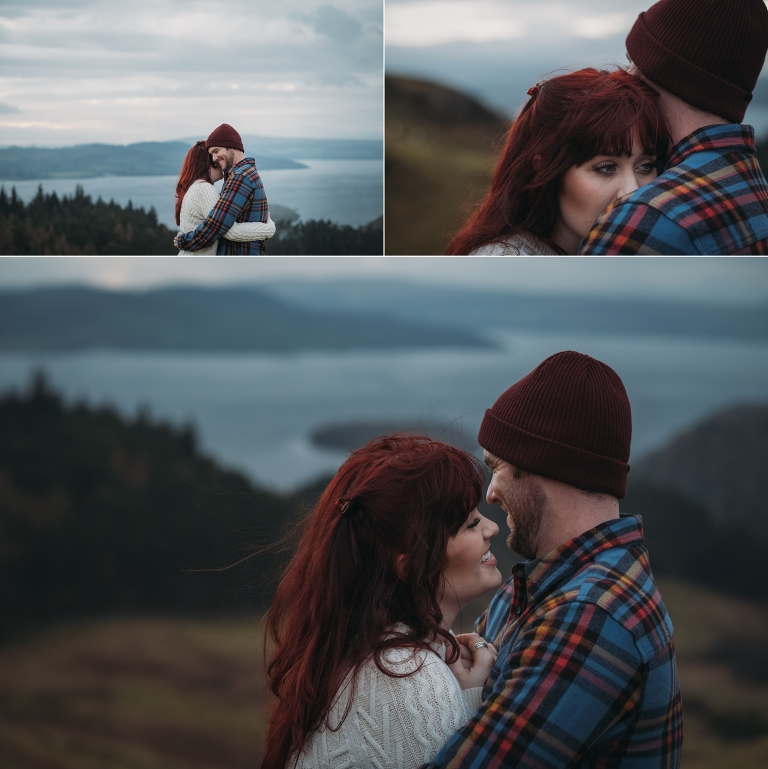 conic hill engagement
