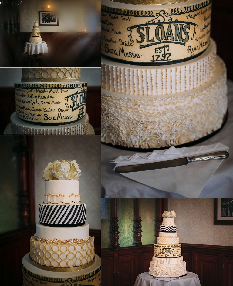 wedding cake deals scotland wedding at sloans glasgow wedding 22356