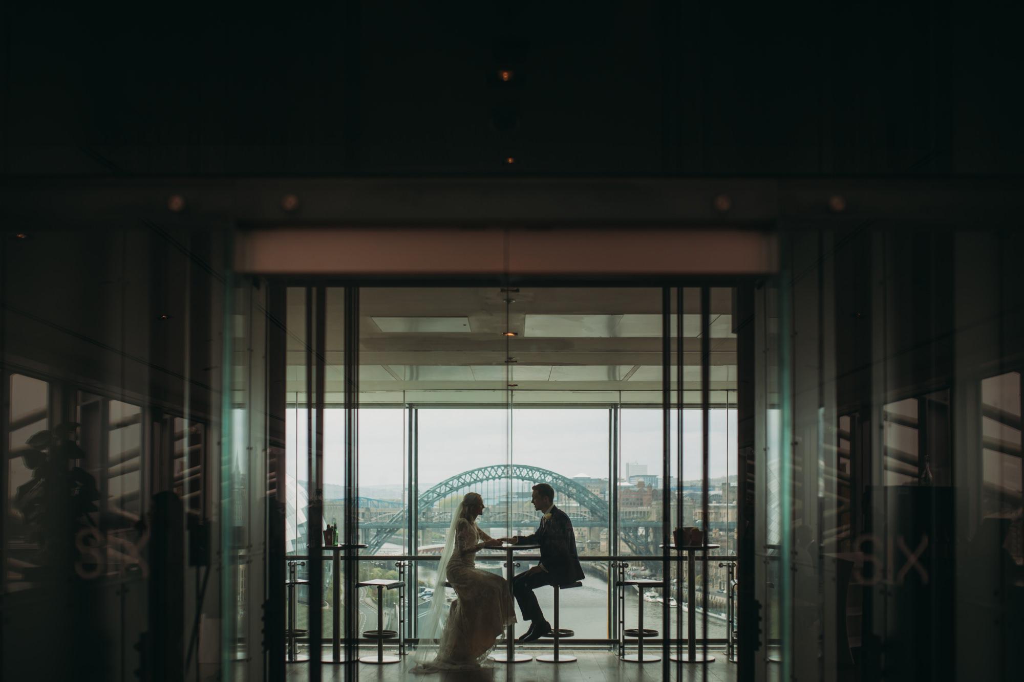 Newcastle university wedding