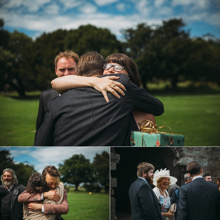 London estate wedding