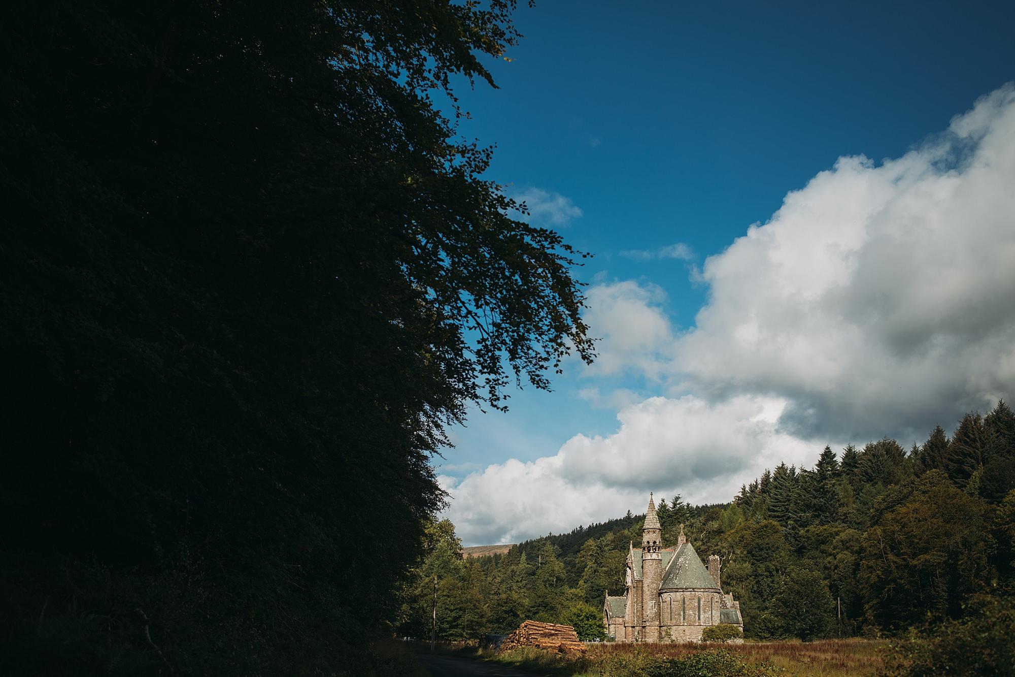 An Epic Drumtochty Castle Wedding | Katrina + Murray